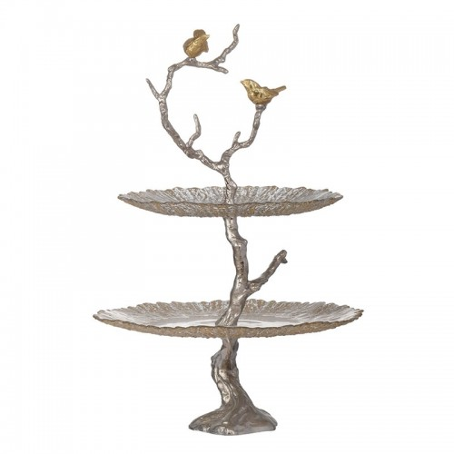 Avian Two Tier Serving Tower